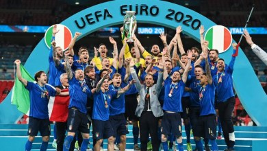 Italy win Euro 2020 after beating England 3-2 on penalties