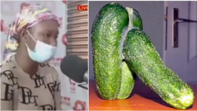 It is too big – Beautiful lady rejects marriage over size of man penis