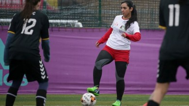 Ex-Afghanistan women's captain tells footballers to delete social media and burn their kits for their safety