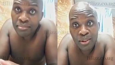 Former Uganda Police Officer Pius Nuwagaba Bitterly Exposed in a Leaked Nude Video