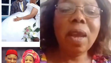 Mother of woman who left her husband to marry their pastor speaks