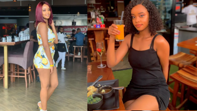 This fine damsel is among the ladies who are pimped to rich men at Popular Lounge (Photos).
