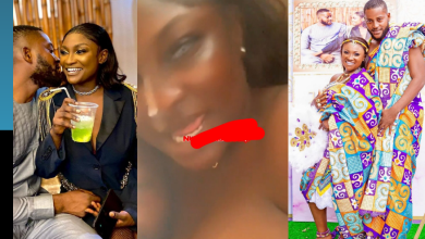 Video Of Abena Moet And Her Husband Chopping Themselves Leaks Online
