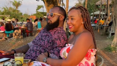 When did you last hold your partner like this? Romantic PHOTO of Betty and her boyfriend causes commotion