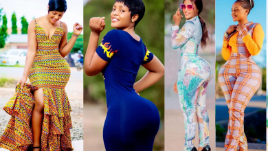 Some men claim this lady's 'assets' are not natural – What do you think? (PHOTOs).