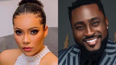 #BBNaija : Pere fingered Maria, while she stroked his penis -Maria reacts to Pere -Video