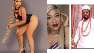 Lady accused of leaking voice note of Prince Kpokpogri allegedly gloating over his sexcapades while dating Tonto Dikeh, drags friend