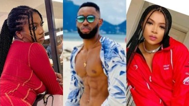 #BBNaija: Angel claims Sammie told her that Liquorose and Emmanuel had sex (video)