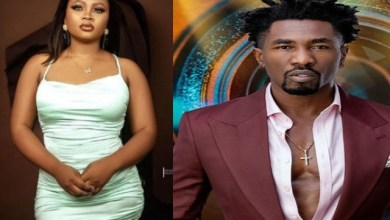 BBNaija: Boma's handlers denies reports he told Pere he had sex with Tega