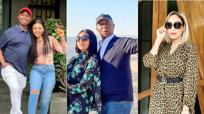 Ned Nwoko's wife, Laila unfollows him and co-wife Regina Daniels on Instagram