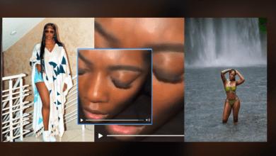Rapper Navio comforts Tiwa Savage After her sex tape leaks