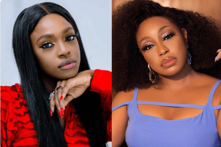 Rita Dominic Throws Light On Beverly Osu, Says She's Talented But Not Getting The Needed Attention