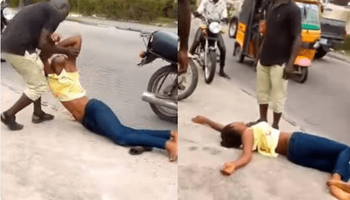 Female Student Faints Three Times Upon Hearing That Her Lecturer Died Of AIDS