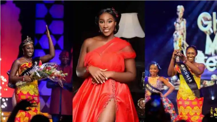 Sarfoa wins Ghana's Most Beautiful 2021
