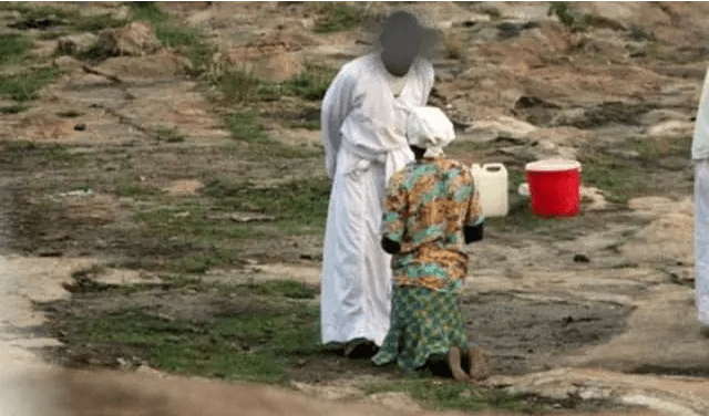 Drama as Prophet drinks client's urine during a healing session