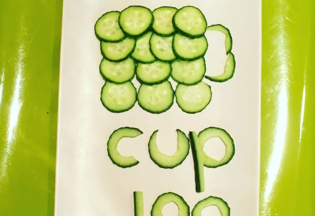 Cup 100: Cool as …