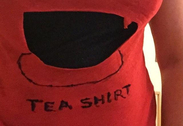Tea-Shirt Cup