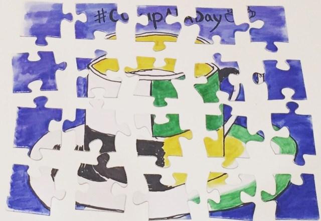 Jigsaw Cup
