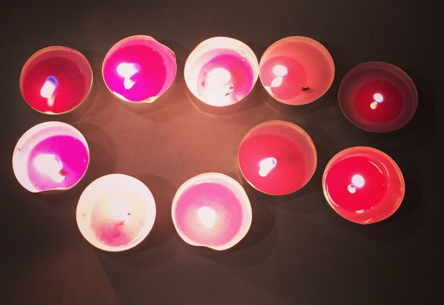 Candlelit Cup