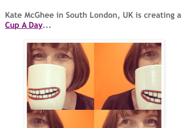 #Makesomething365 Interview with Kate