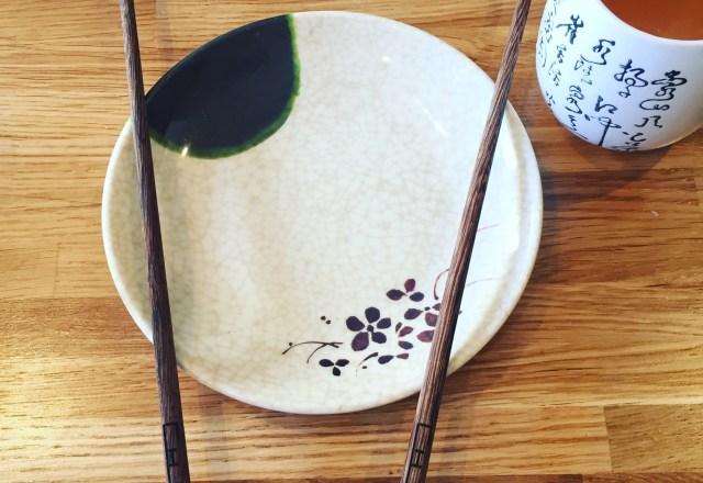 Chopstick Cup