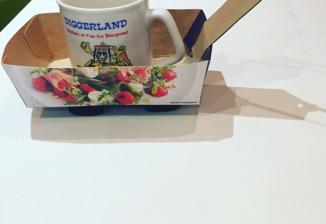 Cup cart