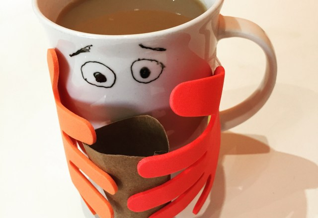 Shocked Cup
