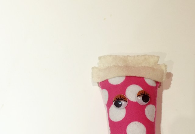 Googly Eyed Cup