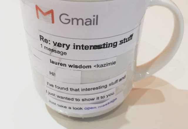Anti Spammer Cup