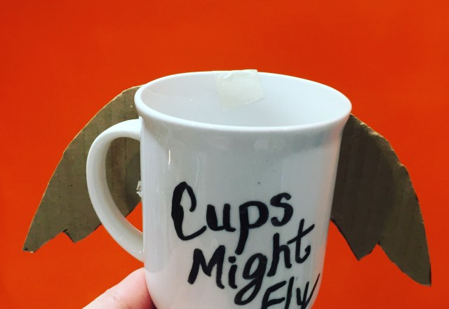 Winged Cup