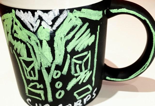 Uniformed Cup