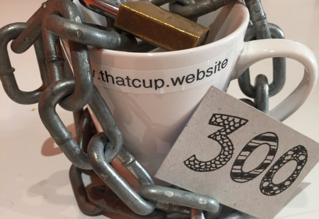 300 Chained Cup