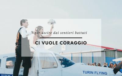 (Italiano) CI VUOLE CORAGGIO