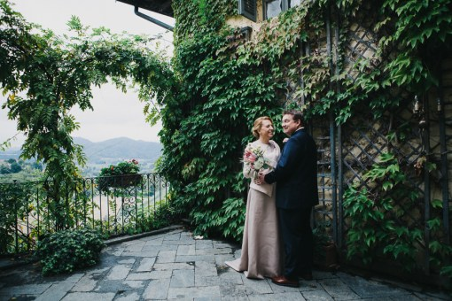 Un matrimonio intimo nel Monferrato