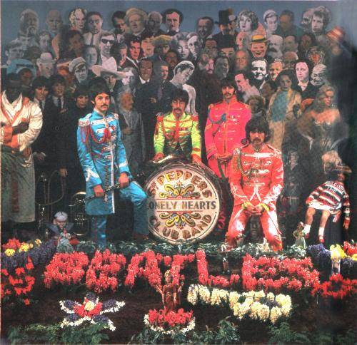 Cover shoot for Sgt Pepper (11)