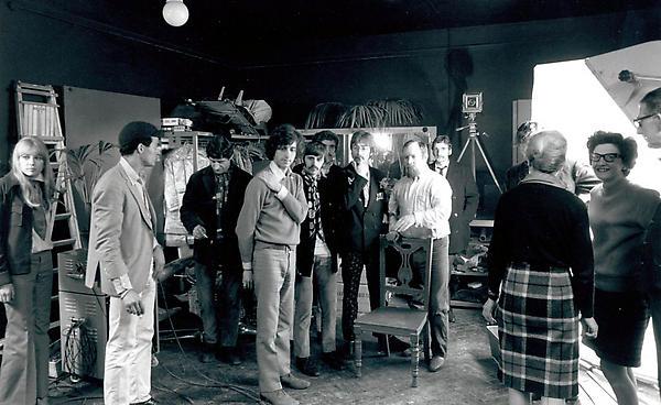 Cover shoot for Sgt Pepper (15)