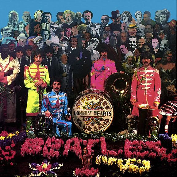 Cover shoot for Sgt Pepper (7)