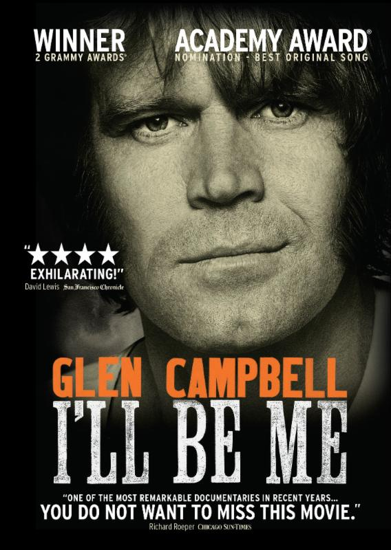 Image result for glen campbell i'll be me