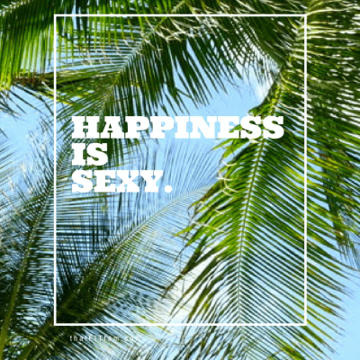 how to feel sexy as a mom, happiness is sexy.