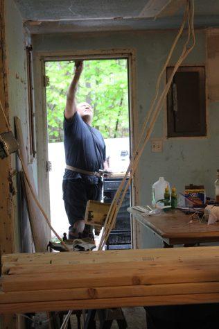 Replacing Front Door