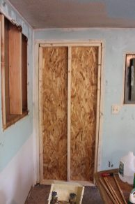 Closed The Side Exit Door