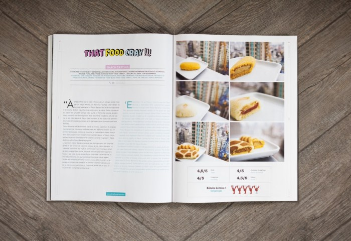 That Food Cray In Fricote Magazine Issue N12 Tokyo Banana