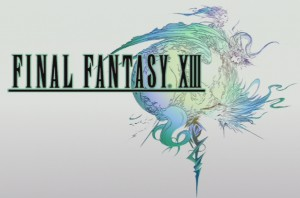 Title logo for Final Fantasy XIII