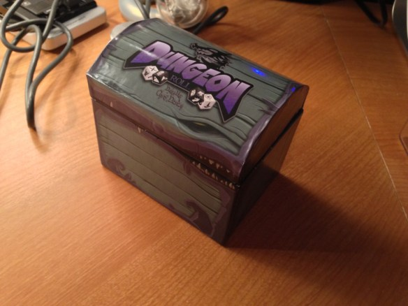 dungeon roll box