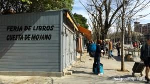 Cuesta de Moiano Madrid