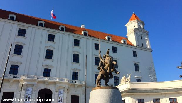 Bratislava em 2 dias