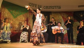 Flamenco Café de Chinitas Madrid
