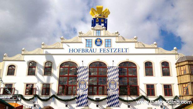 Oktoberfest Munique Alemanha