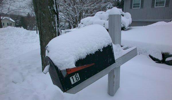 mailbox. Crédito: Creative Commons