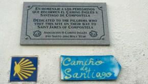 Caminho Inglês de Santiago